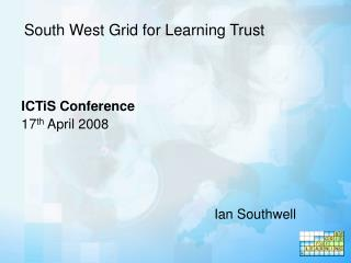 South West Grid for Learning Trust