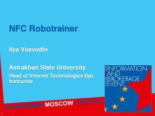 NFC Robotrainer