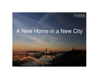 A New Home in a New City