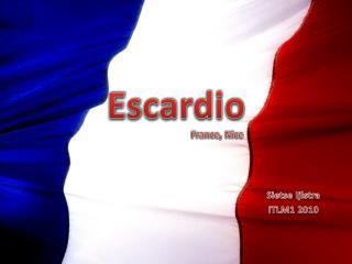 Escardio France, Nice