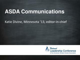 ASDA Communications