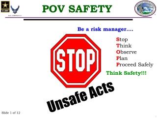 POV SAFETY