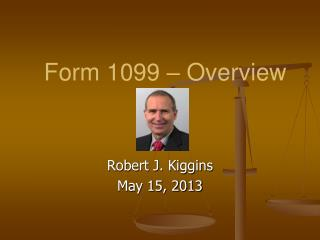 Form 1099 – Overview