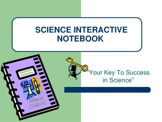 SCIENCE INTERACTIVE NOTEBOOK