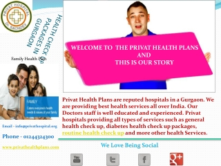 Best Health Care in Gurgaon and general health care