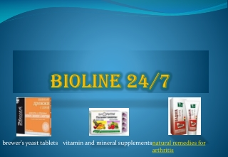 Vitamin and mineral supplements for healthy life