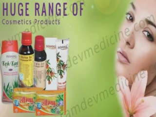 Baba Ramdev Skin Care Products
