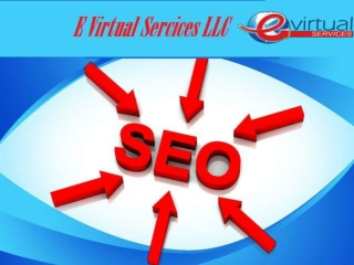 E Virtual Services LLC - Affordable SEO Services to Improve
