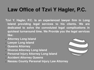 Professional Lawyer in Long Island