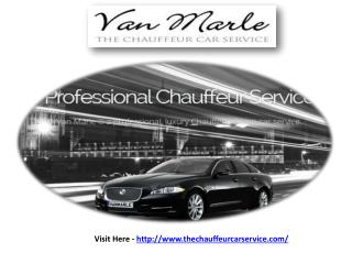 Executive Car Services in London - London Attractions and Si