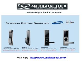 Samsung SHS-P717 (NEW!! Push Pull Door Lock Concept)