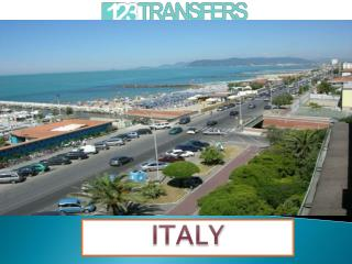 Transfer services for Italy