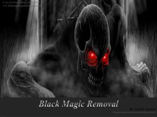 black magic to get love back