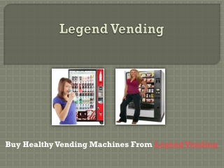 How to Search Top Vending Machines