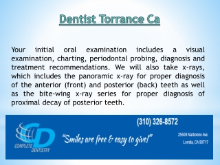 South Bay Dentist