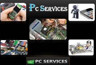 PC Service - Best Repair Center in Cork City