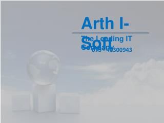 Arth I-Soft The Leading IT Company