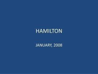 fasd. Hamilton, Ontario. January, 2008