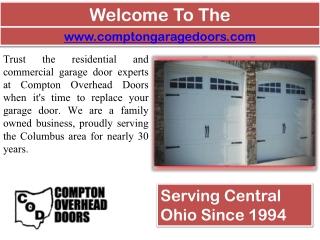 Commercial Garage Doors Columbus- Wood Garage Doors- Garage