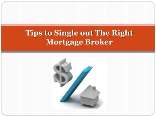 Tips to Find a Reputable Mortgage Broker in Calgary