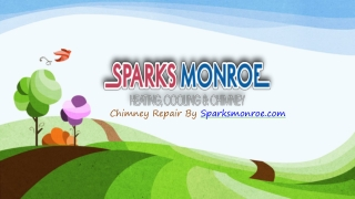 Chimney Repair By Sparks Monroe