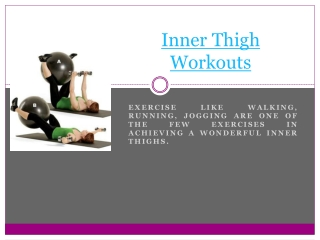 Exercises For Inner Thighs