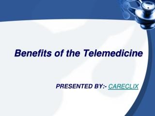 CareClix Best Telemedicine Provider Worldwide