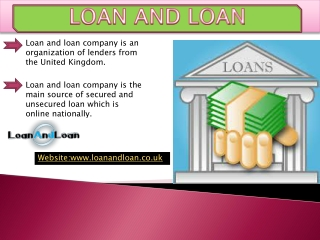 loan and loan-secured loan,unsecured loan