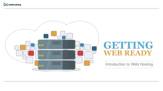Introduction To Web Hosting