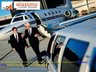 Limousine To Lax