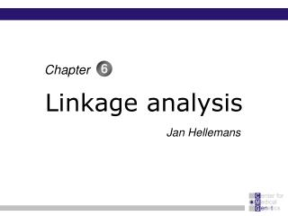 Linkage analysis