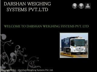 Electronic weighbridge, fully electronic weighbridge, weighb