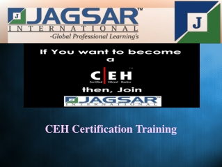 CEH Certification Training