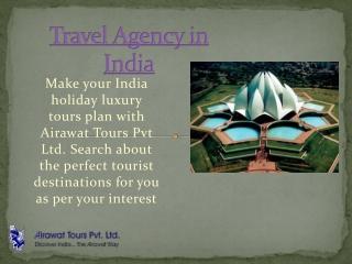 Travel Agent India