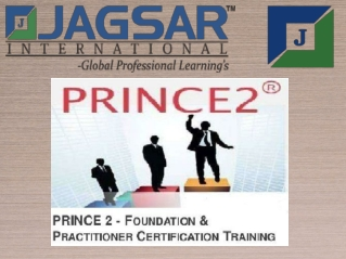Prince2 Practitioner and Foundation
