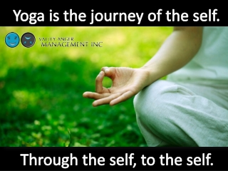 Yoga to Stay Fit and Healthy