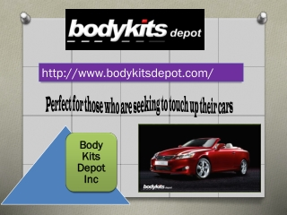 Browse G35 Body Kits to Find Best Honda Civic Body Kits