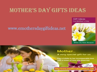 Mother day Gifts online