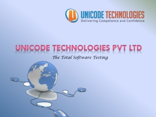Unicode Technologies Pvt. Ltd