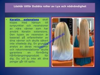 Keratin Extensions