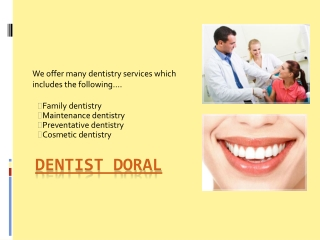Dental Implants Doral