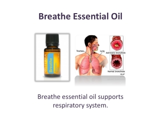 Buy Breathe Essential Oil at doTERRA