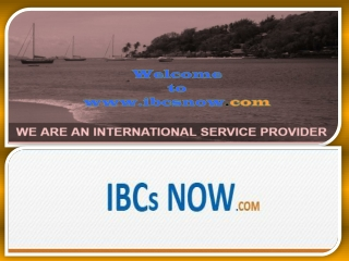 Worldwide Incorporation Services