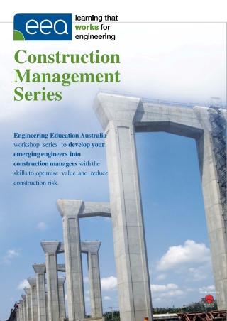 Construction Management Series