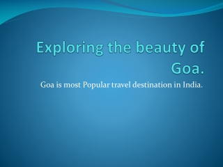 Find Cheap Flight Tickets from Mumbai to Goa with Flywidus.c