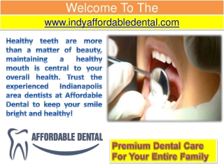 Cosmetic Dentist - Pediatric Dentist - Kids Dentist