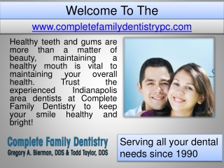 Dental Implants In Indianapolis - Dentist In Mooresville
