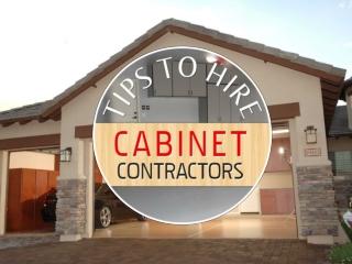 Tips to Choose Cabinet Contractors in Denver