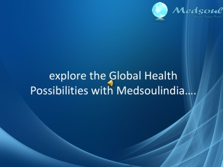 Medsoul - Medical Tourism