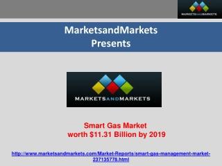 Smart Gas Management Market